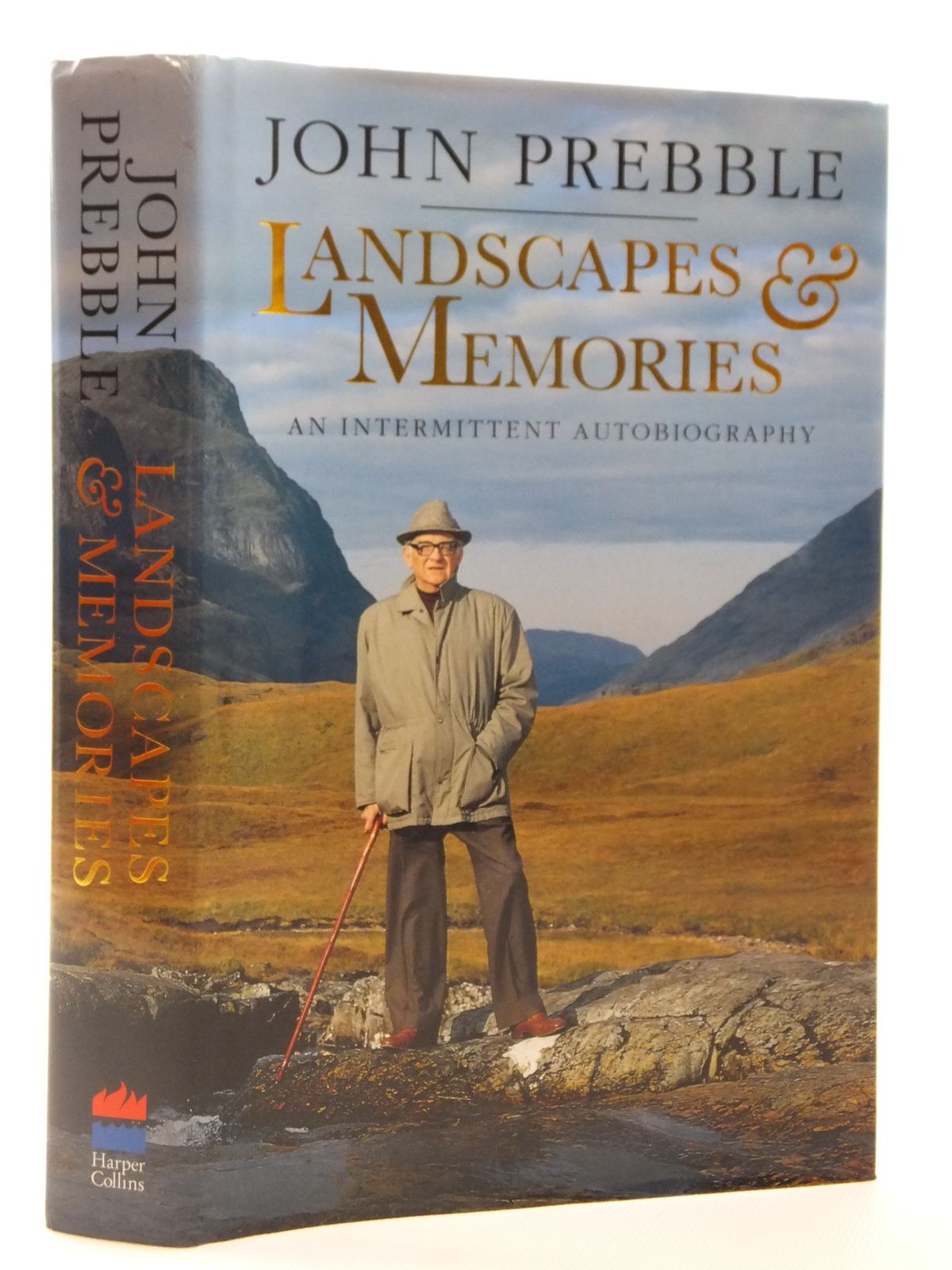 Photo of LANDSCAPES & MEMORIES AN INTERMITTENT AUTOBIOGRAPHY written by Prebble, John published by Harpercollins Publishers Ltd (STOCK CODE: 1608922)  for sale by Stella & Rose's Books