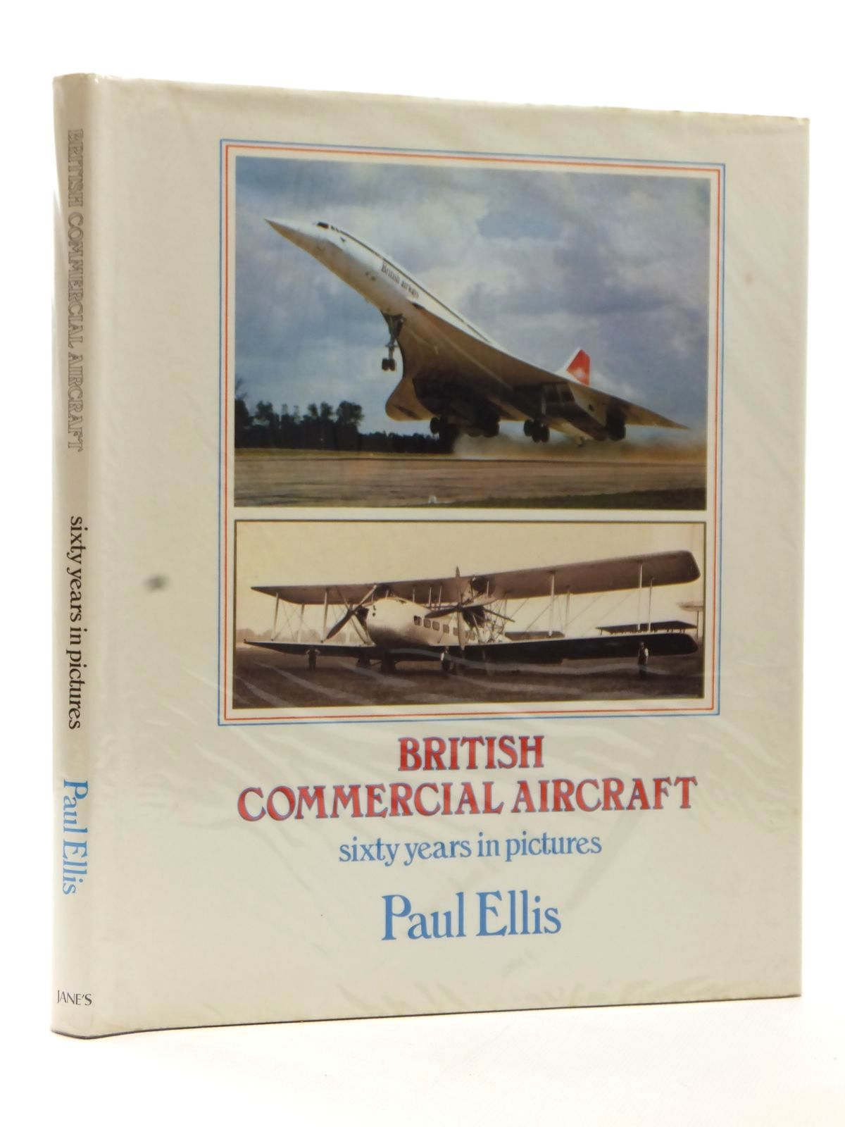 Photo of BRITISH COMMERCIAL AIRCRAFT SIXTY YEARS IN PICTURES- Stock Number: 1608944