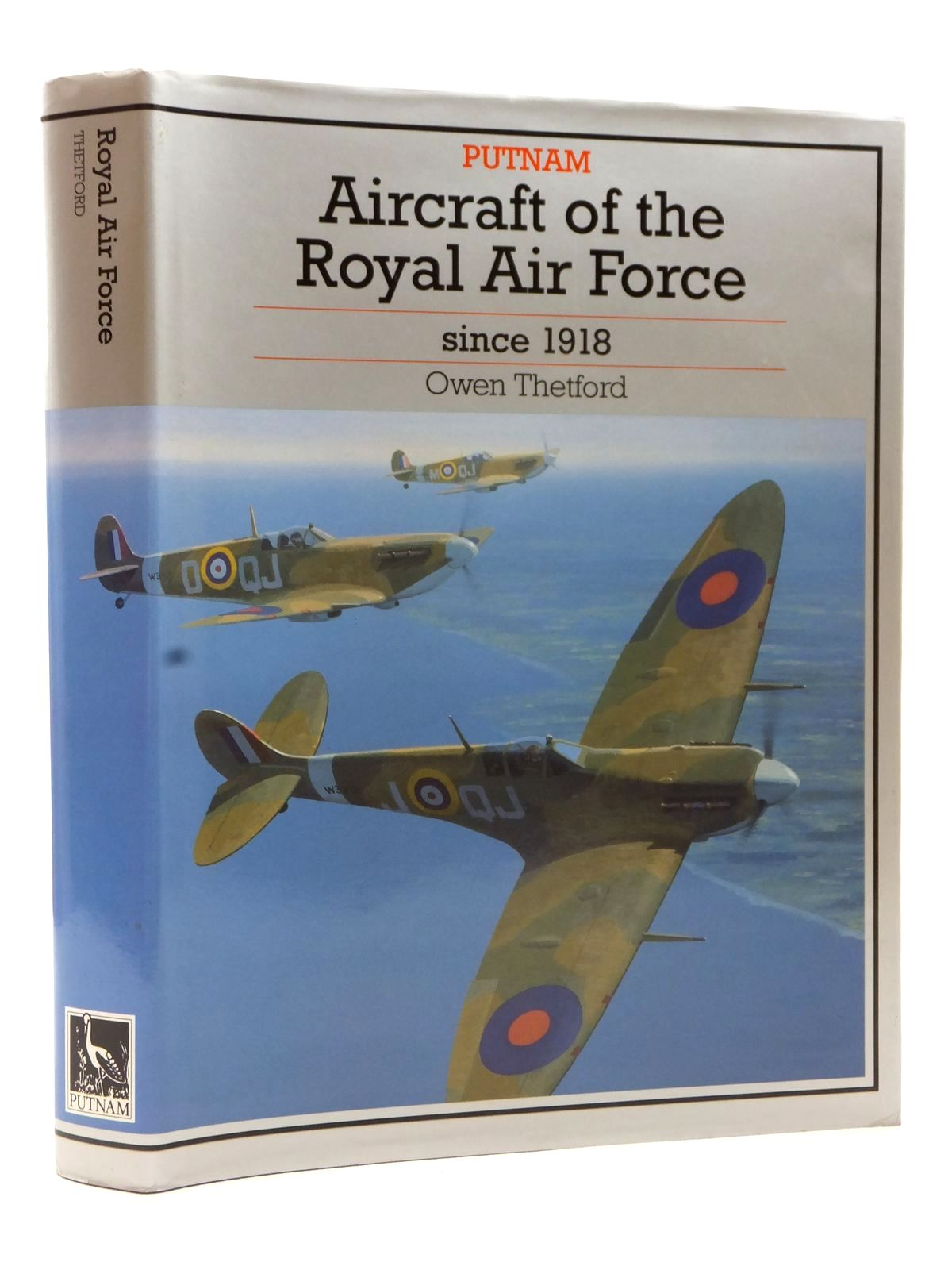 Photo of AIRCRAFT OF THE ROYAL AIR FORCE SINCE 1918- Stock Number: 1608962