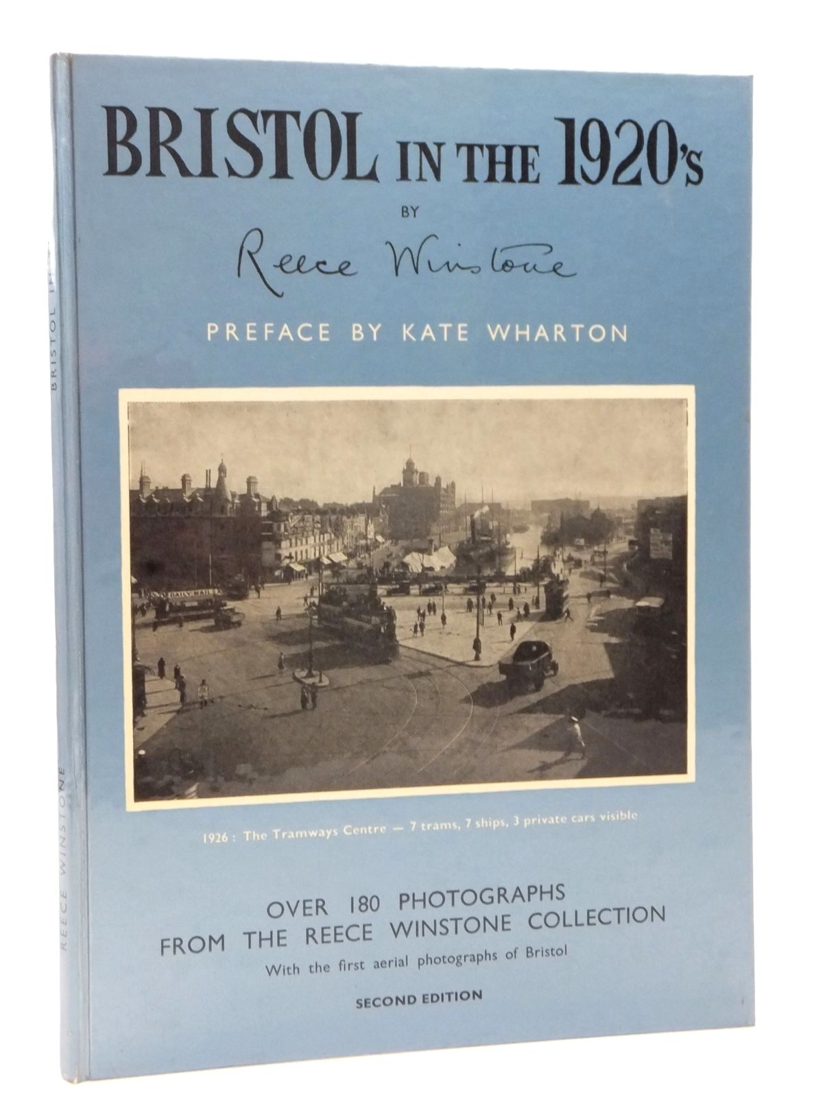 Photo of BRISTOL IN THE 1920'S written by Winstone, Reece published by Reece Winstone (STOCK CODE: 1608979)  for sale by Stella & Rose's Books