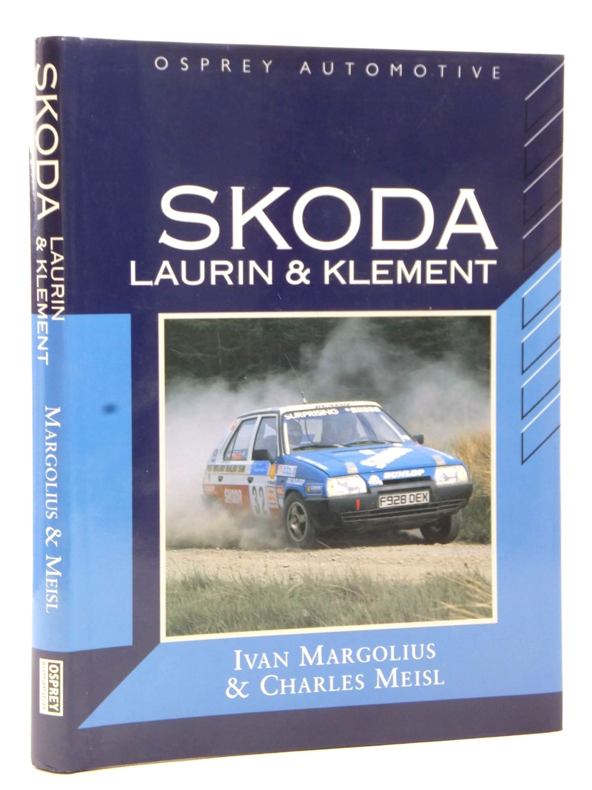 Photo of SKODA LAURIN & KLEMENT written by Margolius, Ivan Meisl, Charles published by Osprey Automotive (STOCK CODE: 1608999)  for sale by Stella & Rose's Books