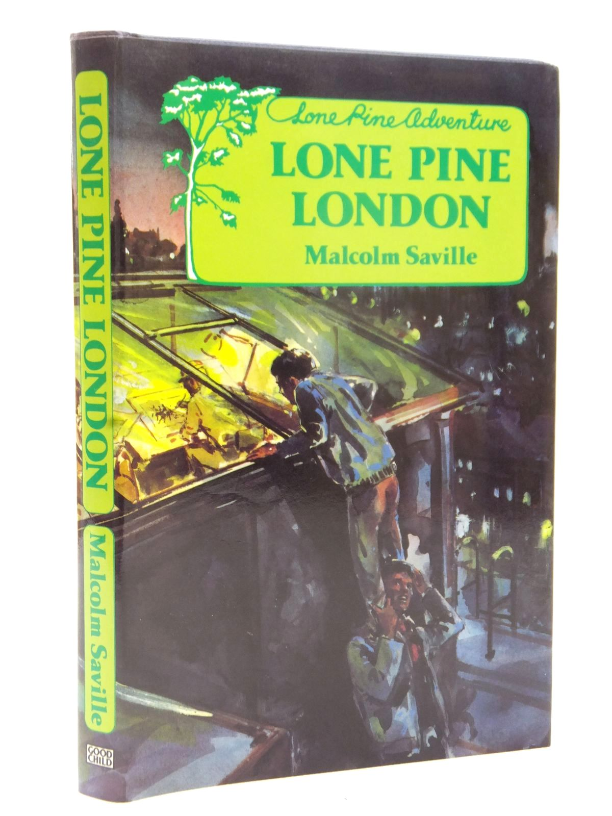 Photo of LONE PINE LONDON- Stock Number: 1609063