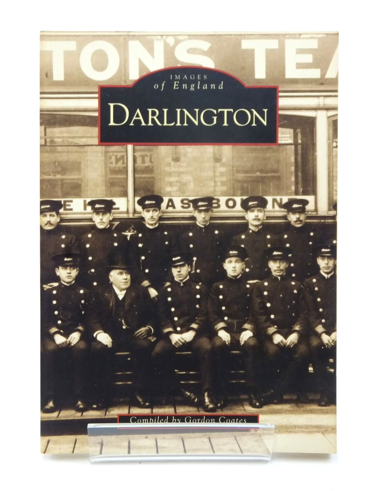 Photo of DARLINGTON written by Coates, Gordon published by Tempus (STOCK CODE: 1609115)  for sale by Stella & Rose's Books