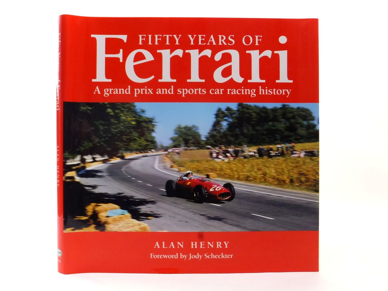 Photo of FIFTY YEARS OF FERRARI written by Henry, Alan published by Haynes (STOCK CODE: 1609166)  for sale by Stella & Rose's Books