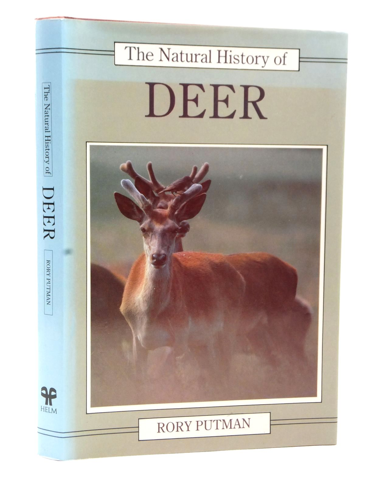 Photo of THE NATURAL HISTORY OF DEER- Stock Number: 1609190