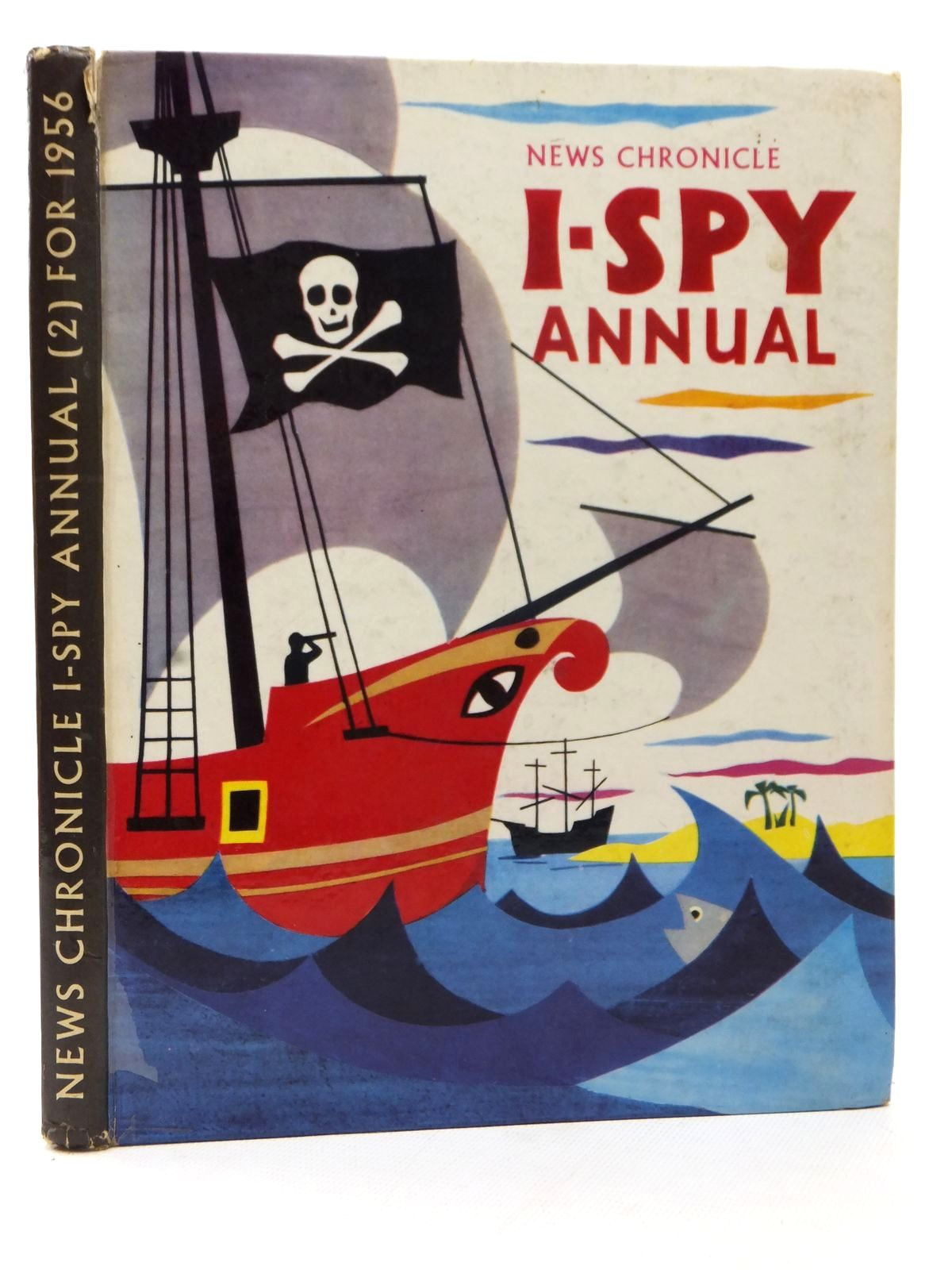 Photo of THE I-SPY ANNUAL NUMBER TWO- Stock Number: 1609226
