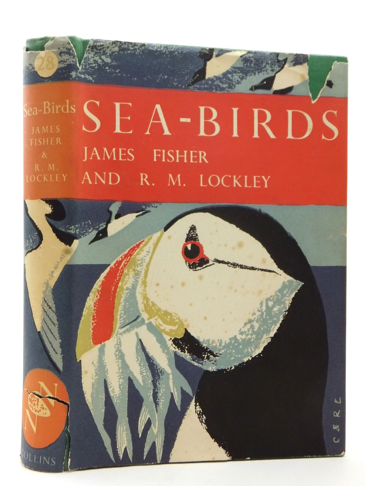 Photo of SEA-BIRDS (NN 28) written by Fisher, James<br />Lockley, Ronald M. published by Collins (STOCK CODE: 1609248)  for sale by Stella & Rose's Books