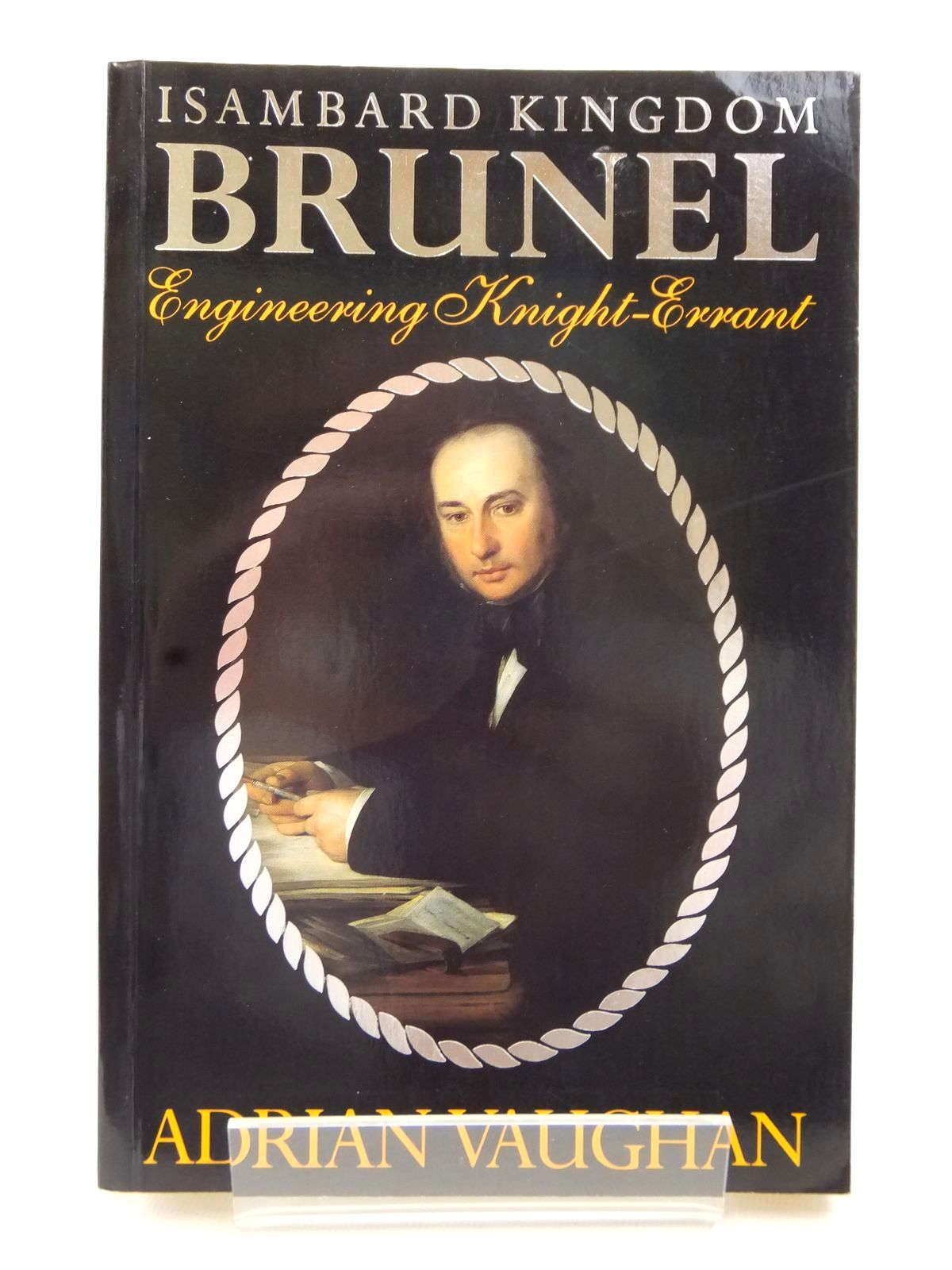 Photo of ISAMBARD KINGDOM BRUNEL: ENGINEERING KNIGHT-ERRANT- Stock Number: 1609277