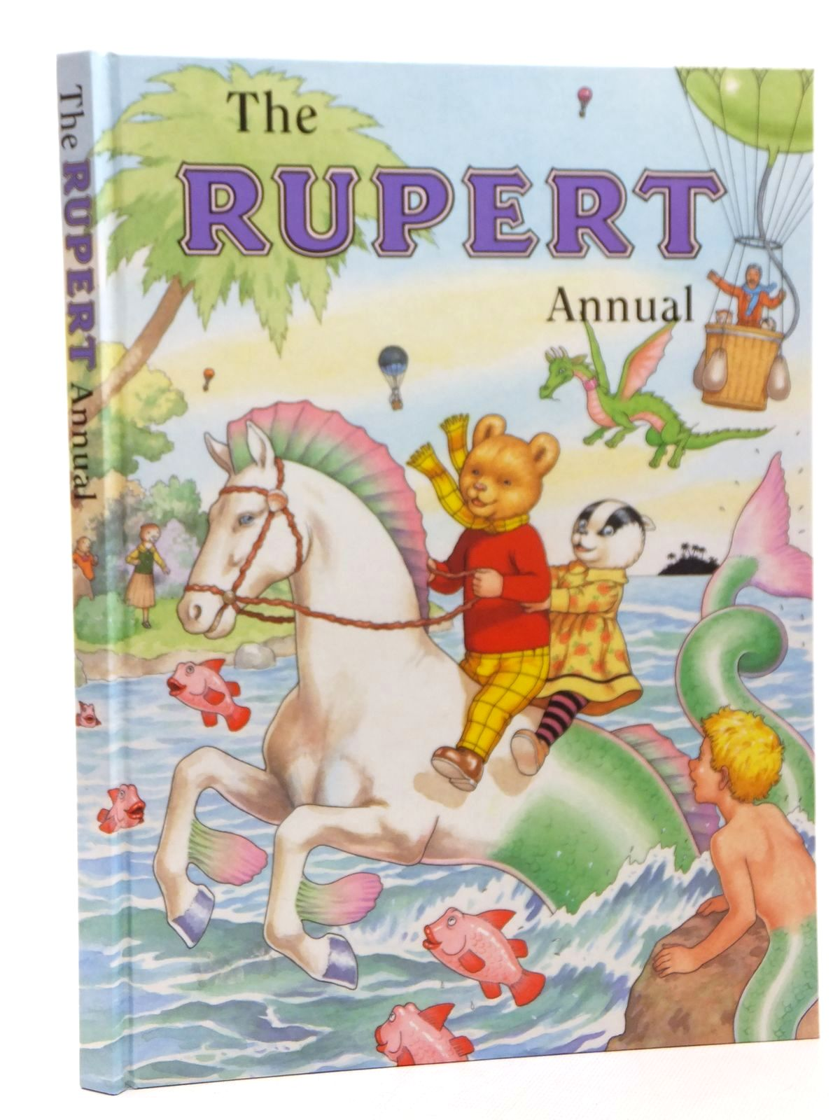 Photo of RUPERT ANNUAL 2001- Stock Number: 1609290