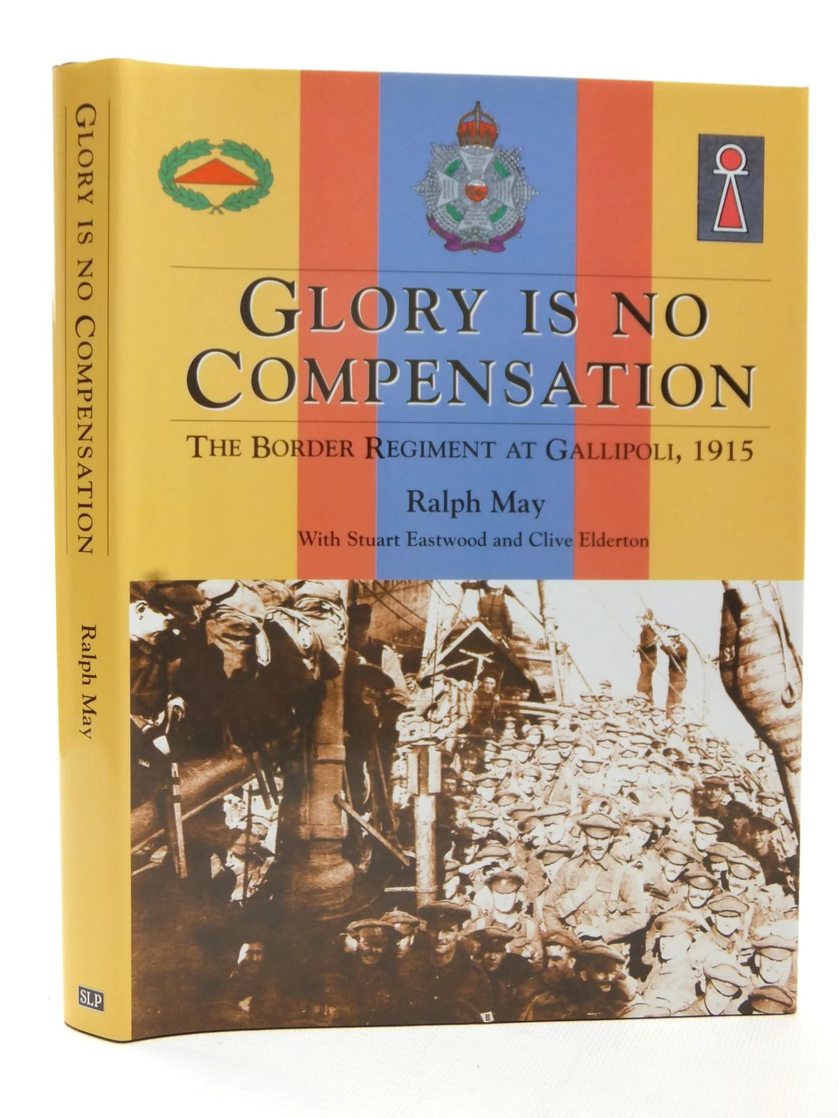 Photo of GLORY IS NO COMPENSATION- Stock Number: 1609436