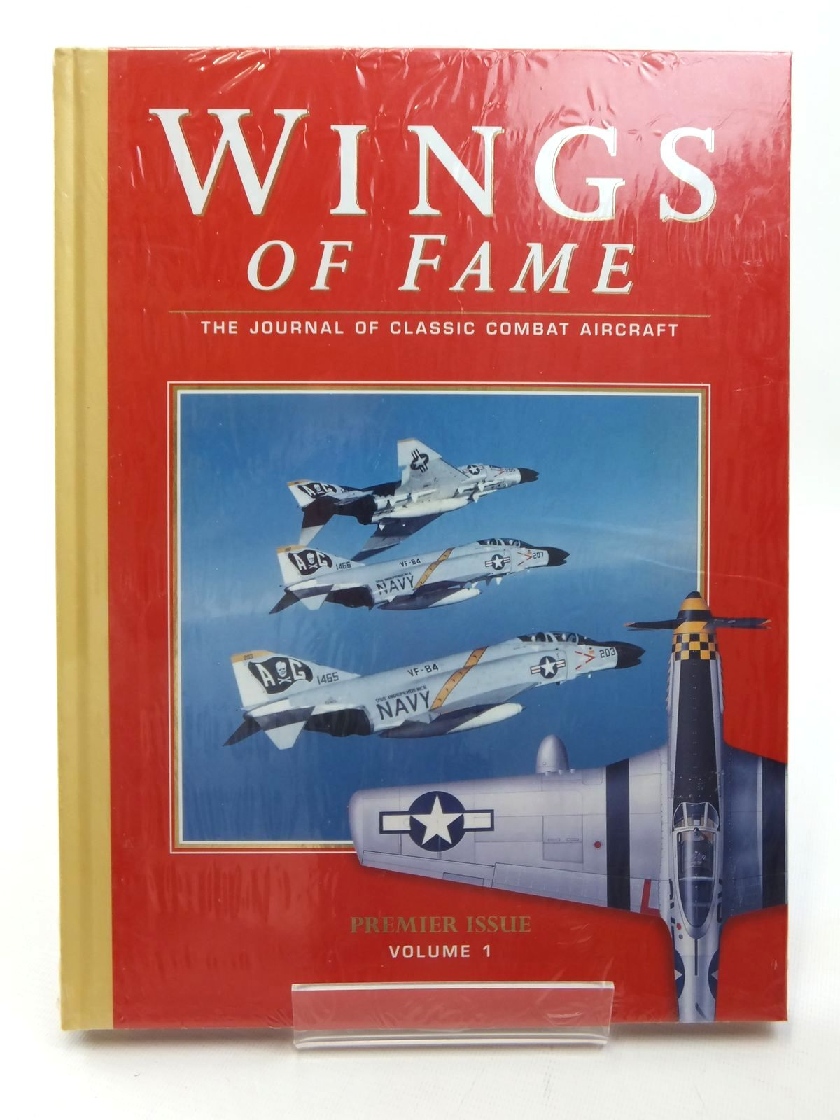 Photo of WINGS OF FAME VOLUME 1 published by Aerospace (STOCK CODE: 1609499)  for sale by Stella & Rose's Books