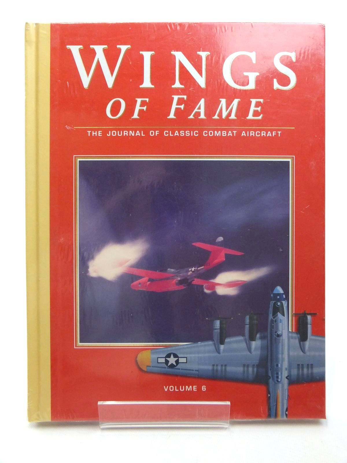 Photo of WINGS OF FAME VOLUME 6 published by Aerospace (STOCK CODE: 1609504)  for sale by Stella & Rose's Books