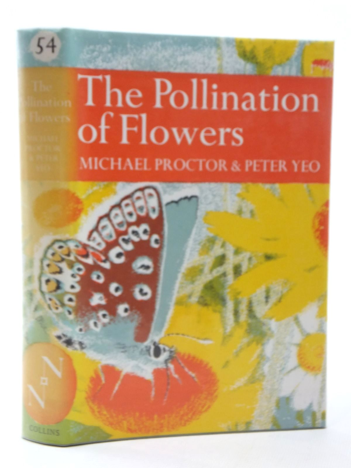 Photo of THE POLLINATION OF FLOWERS (NN 54) written by Proctor, Michael<br />Yeo, Peter published by Collins (STOCK CODE: 1609579)  for sale by Stella & Rose's Books