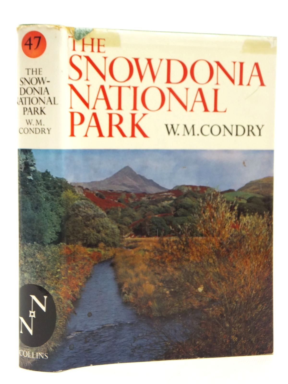 Photo of THE SNOWDONIA NATIONAL PARK (NN 47) written by Condry, William M. published by Collins (STOCK CODE: 1609580)  for sale by Stella & Rose's Books