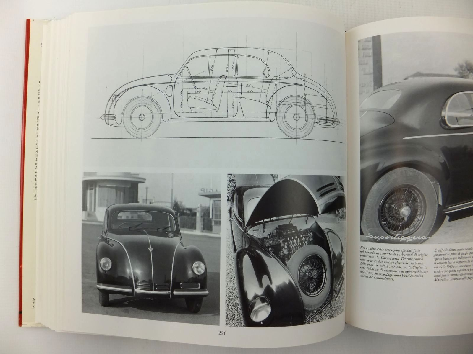 Photo of CARROZZERIA TOURING written by Anderloni, Carlo Felice Bianchi<br />Anselmi, Angelo Tito published by Autocritica (STOCK CODE: 1609597)  for sale by Stella & Rose's Books
