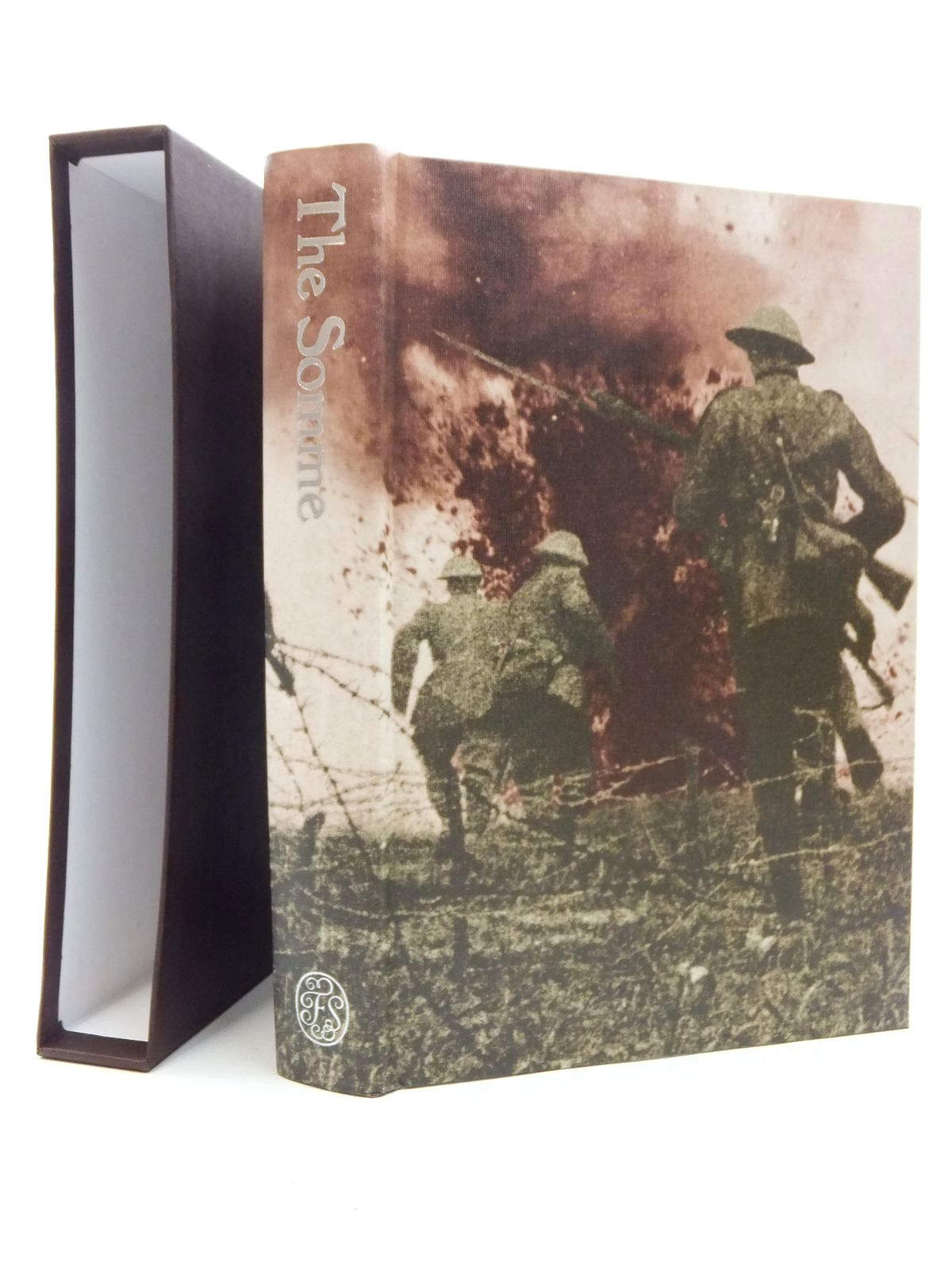 Photo of THE SOMME AN EYEWITNESS HISTORY written by Foley, Robert T.<br />McCartney, Helen published by Folio Society (STOCK CODE: 1609634)  for sale by Stella & Rose's Books