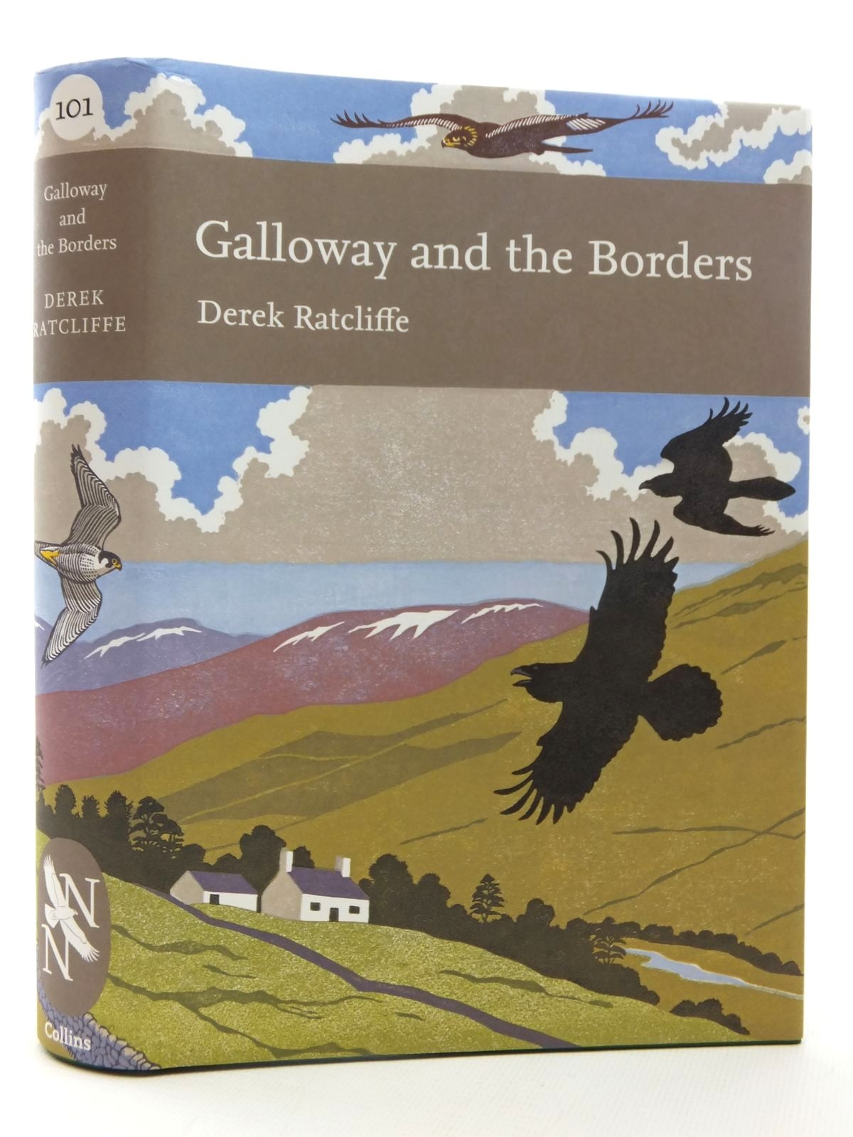 Photo of GALLOWAY AND THE BORDERS (NN 101)- Stock Number: 1609681
