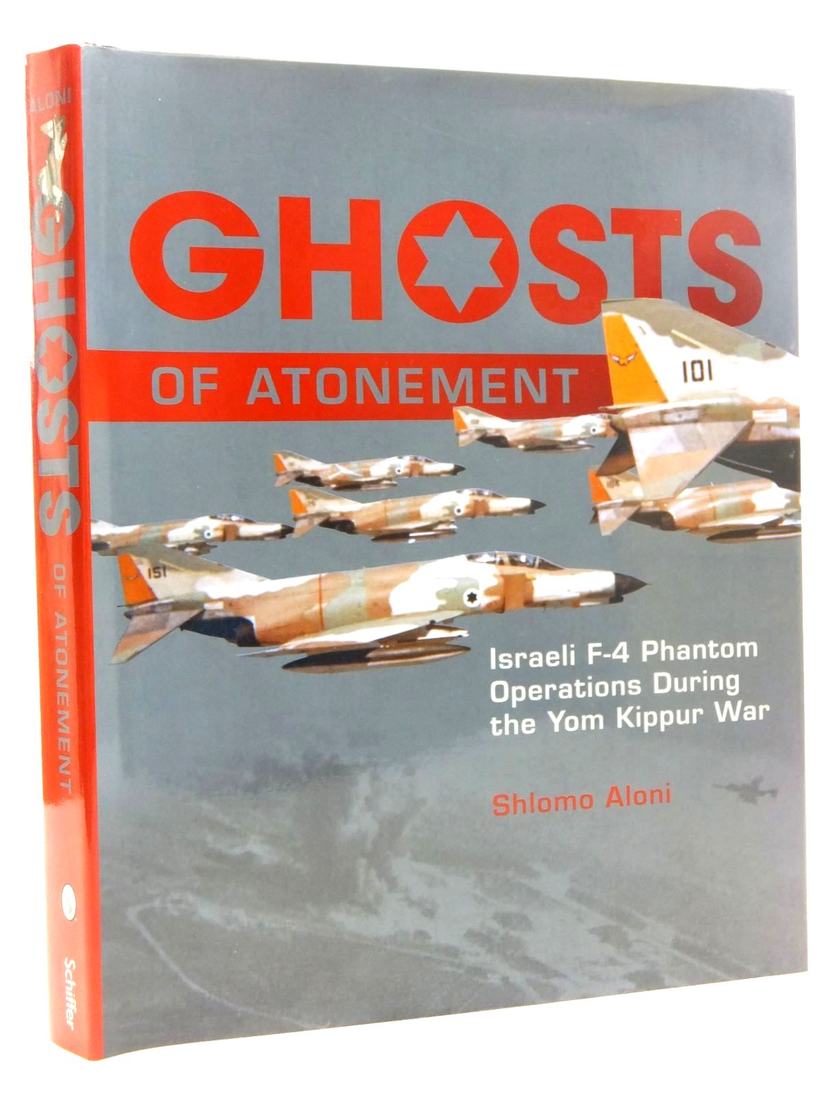 Photo of GHOSTS OF ATONEMENT written by Aloni, Shlomo published by Schiffer Publishing Ltd. (STOCK CODE: 1609717)  for sale by Stella & Rose's Books