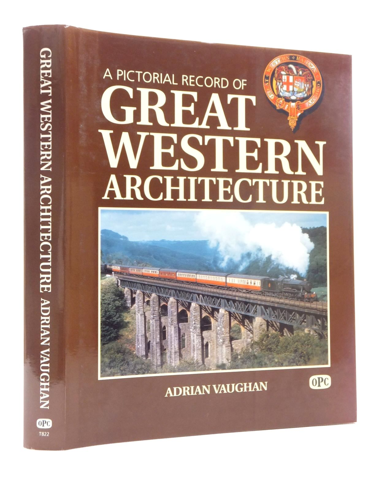 Photo of A PICTORIAL RECORD OF GREAT WESTERN ARCHITECTURE- Stock Number: 1609751