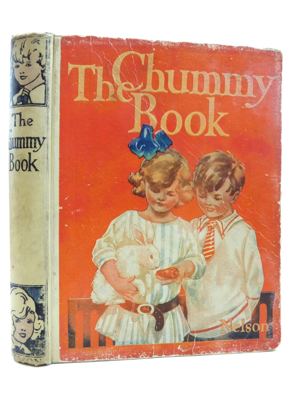 Photo of THE CHUMMY BOOK - SEVENTH YEAR written by Chisholm, Edwin Russell, Dorothy Talbot, Ethel Brazil, Angela et al,  illustrated by Wood, Lawson Attwell, Mabel Lucie Pearse, S.B. Anderson, Anne et al.,  published by Thomas Nelson and Sons Ltd. (STOCK CODE: 1609756)  for sale by Stella & Rose's Books