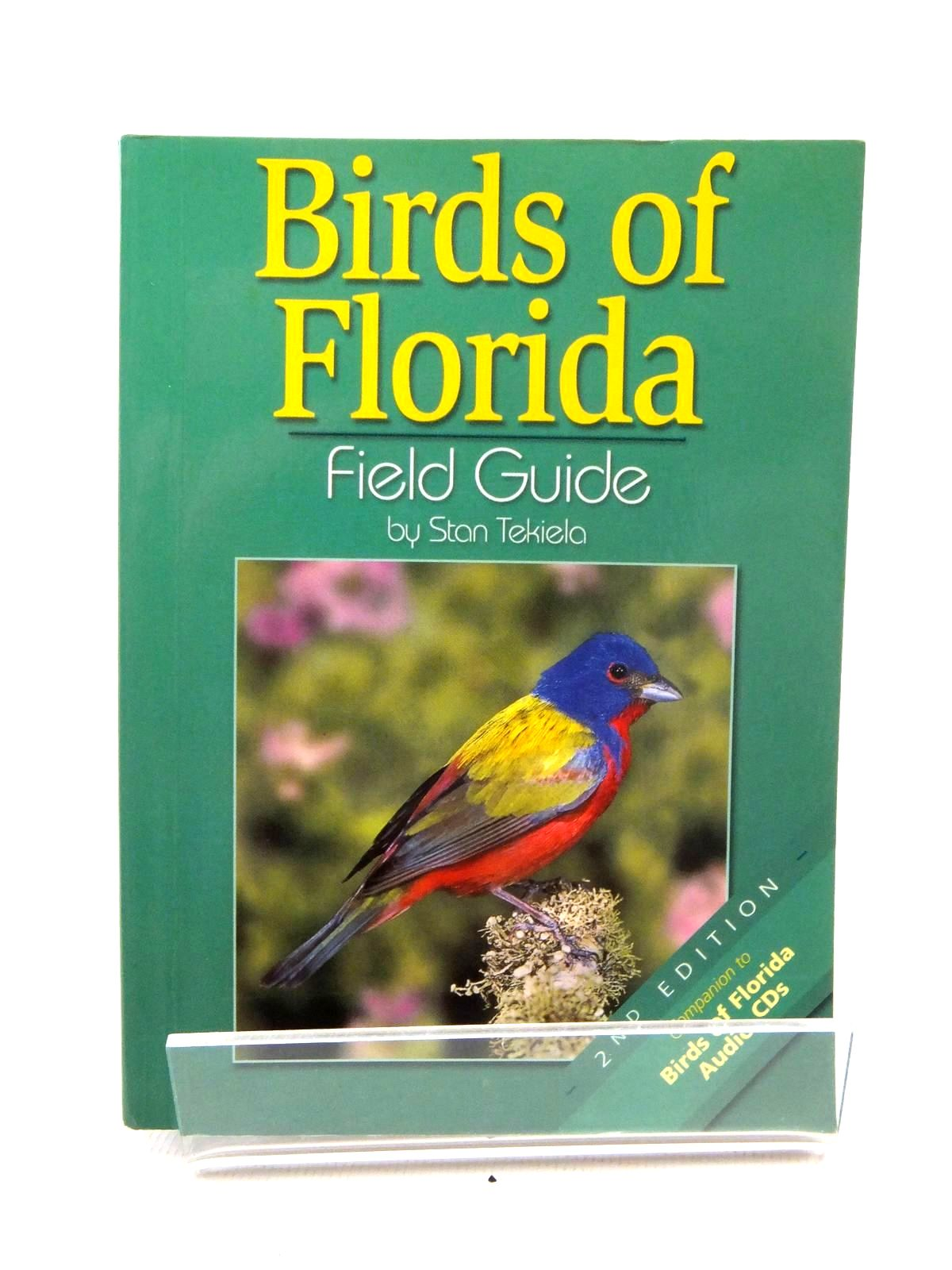 Photo of BIRDS OF FLORIDA FIELD GUIDE- Stock Number: 1609799
