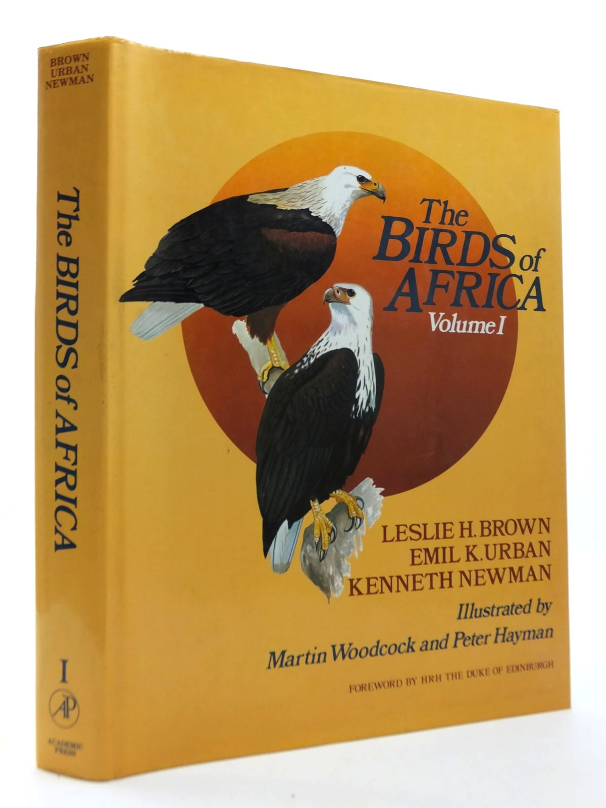 Photo of THE BIRDS OF AFRICA VOLUME I- Stock Number: 1609818