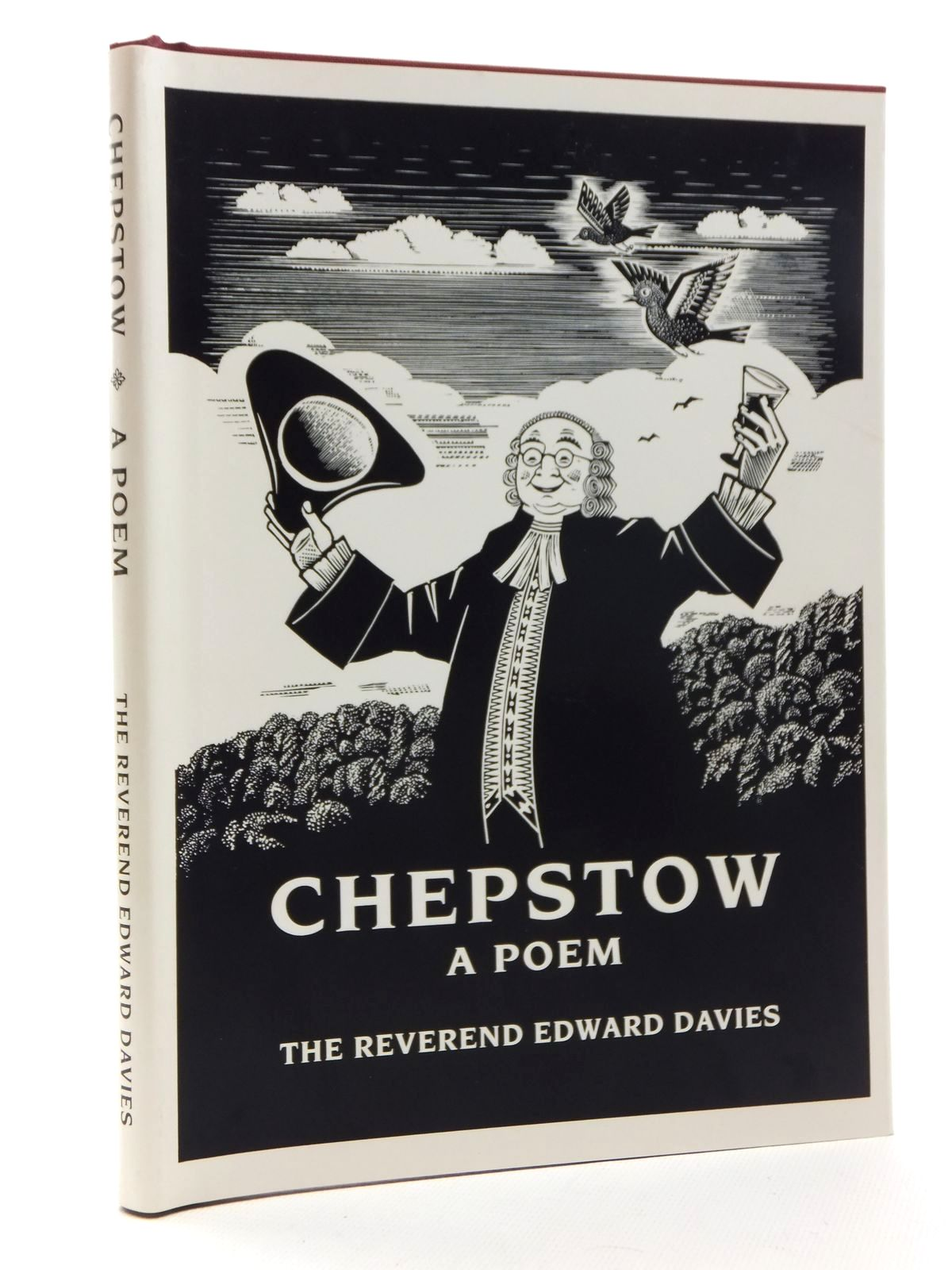 Photo of CHEPSTOW A POEM written by Davies, Edward published by Army Apprentices College Chepstow (STOCK CODE: 1609870)  for sale by Stella & Rose's Books