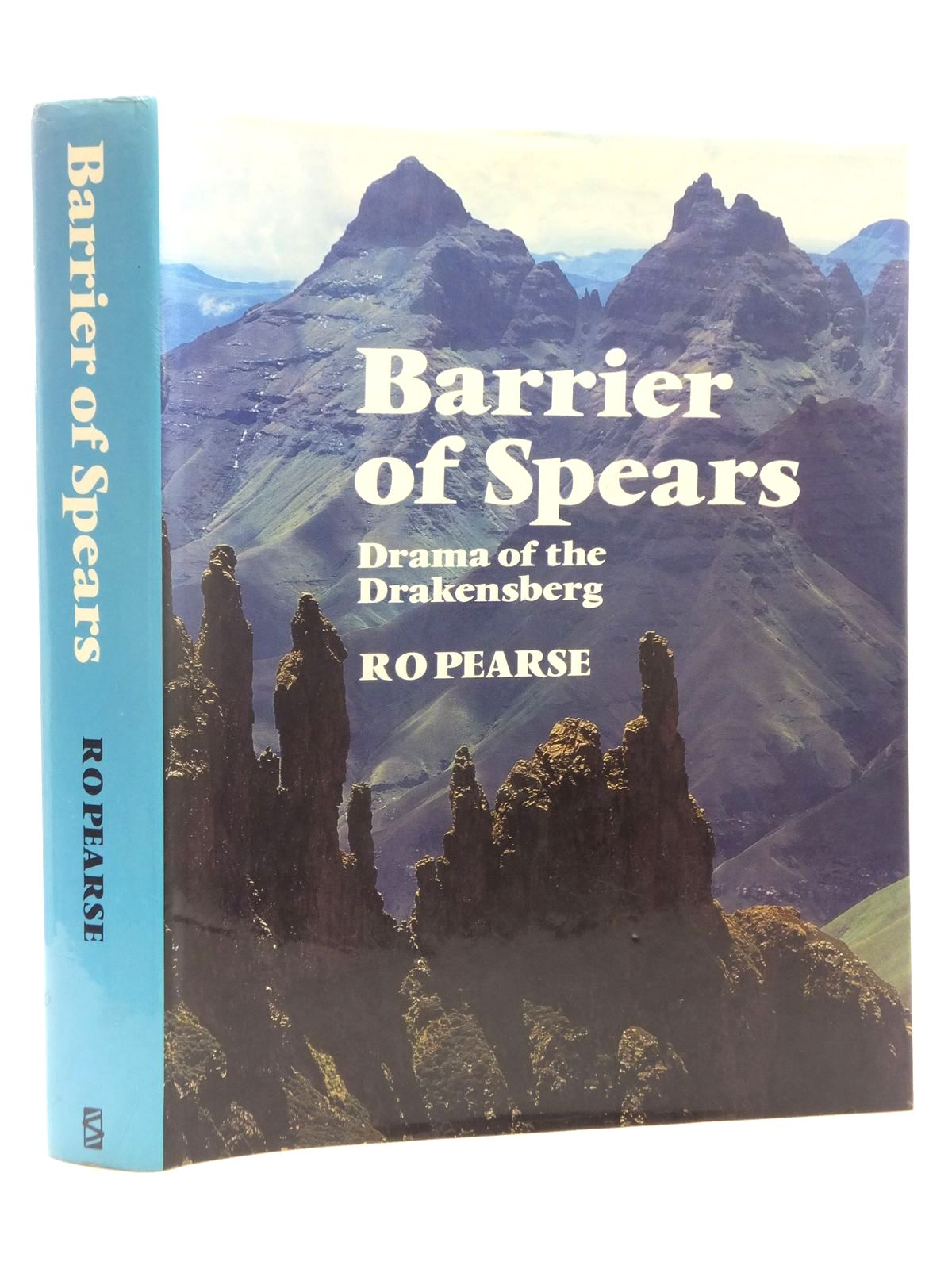 Photo of BARRIER OF SPEARS DRAMA OF THE DRAKENSBERG- Stock Number: 1609926