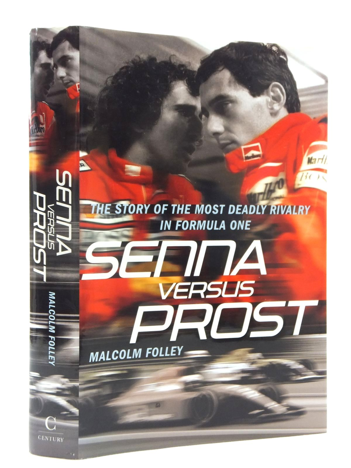 Photo of SENNA VERSUS PROST written by Folley, Malcolm published by Century (STOCK CODE: 1609969)  for sale by Stella & Rose's Books