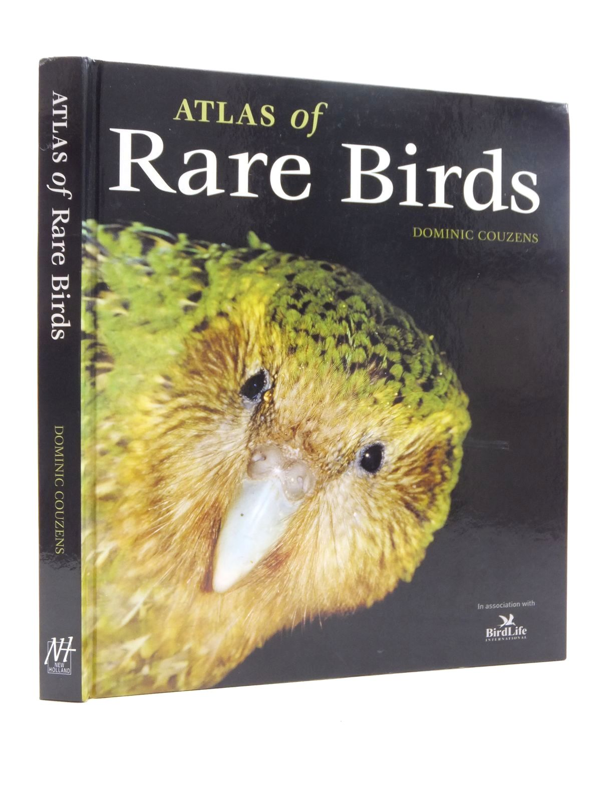Photo of ATLAS OF RARE BIRDS written by Couzens, Dominic published by New Holland, Birdlife International (STOCK CODE: 1610034)  for sale by Stella & Rose's Books