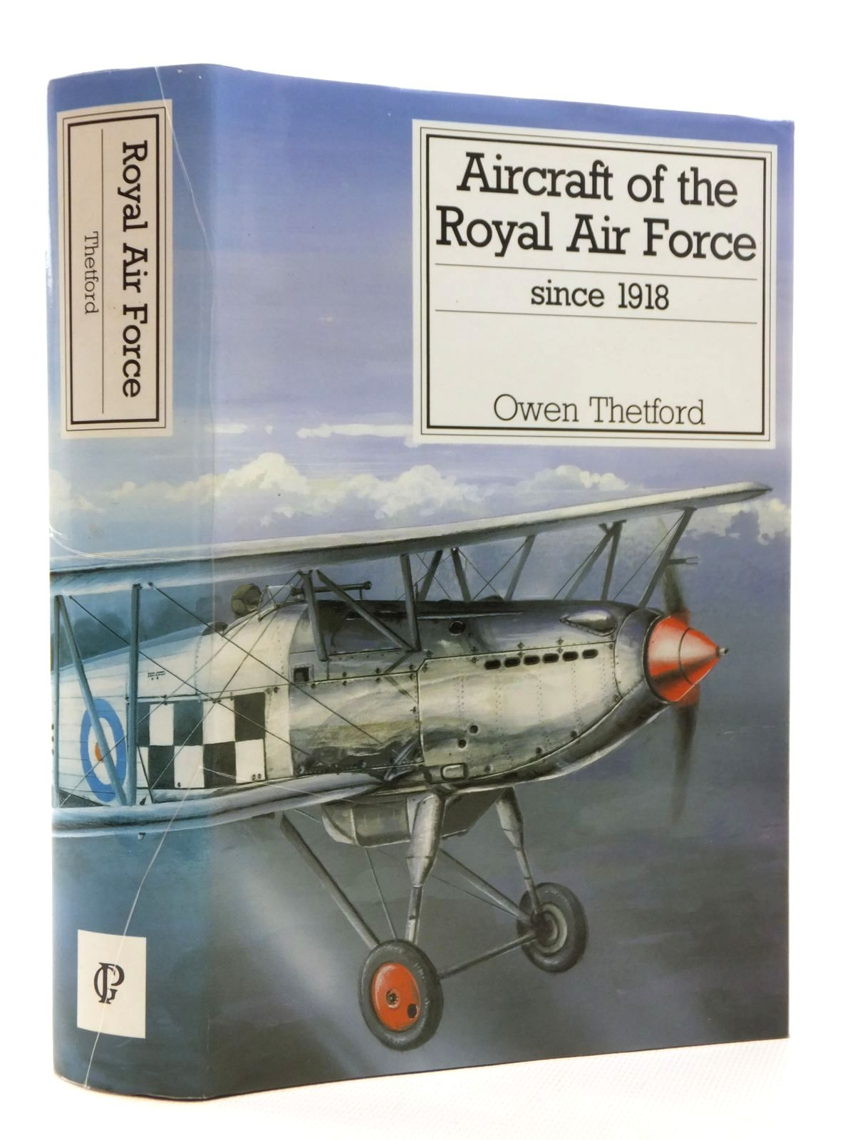 Photo of AIRCRAFT OF THE ROYAL AIR FORCE SINCE 1918- Stock Number: 1610051