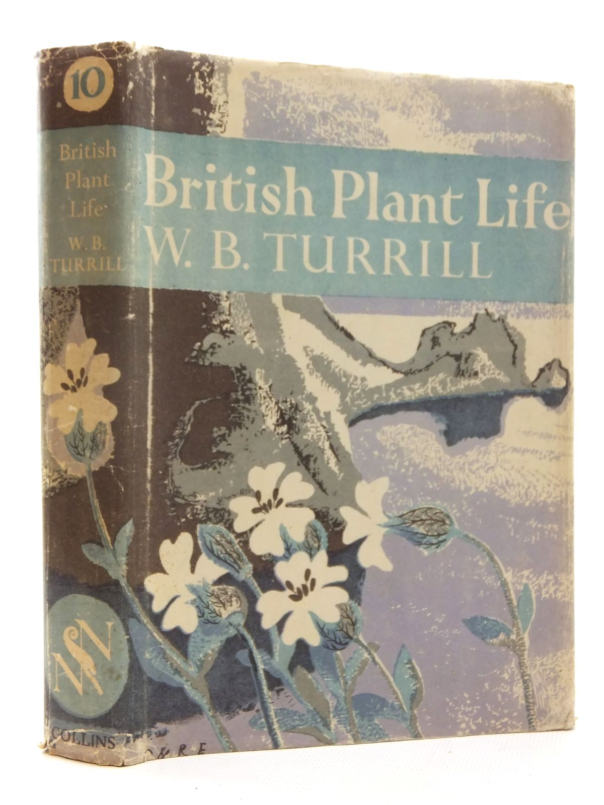 Photo of BRITISH PLANT LIFE (NN 10)- Stock Number: 1610070
