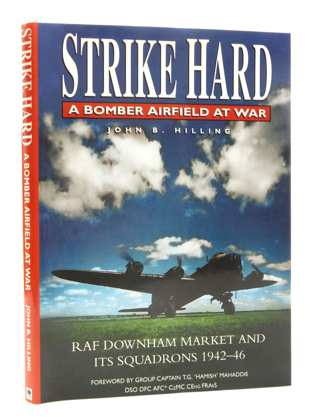 Photo of STRIKE HARD A BOMBER AIRFIELD AT WAR- Stock Number: 1610082