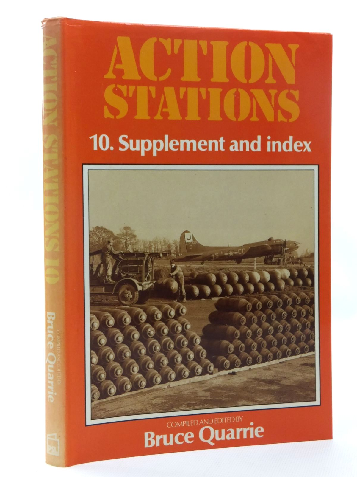 Photo of ACTION STATIONS 10 SUPPLEMENT AND INDEX- Stock Number: 1610102