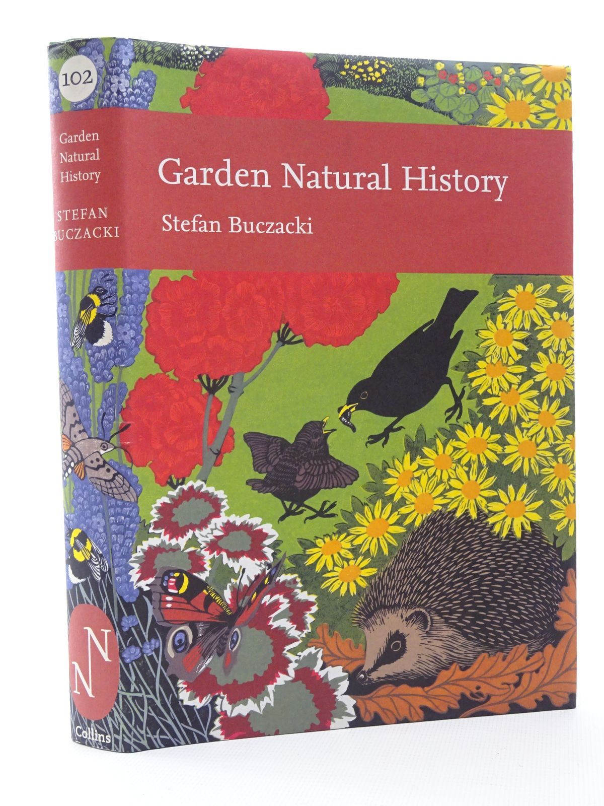 Photo of GARDEN NATURAL HISTORY (NN 102) written by Buczacki, Stefan published by Collins (STOCK CODE: 1610117)  for sale by Stella & Rose's Books