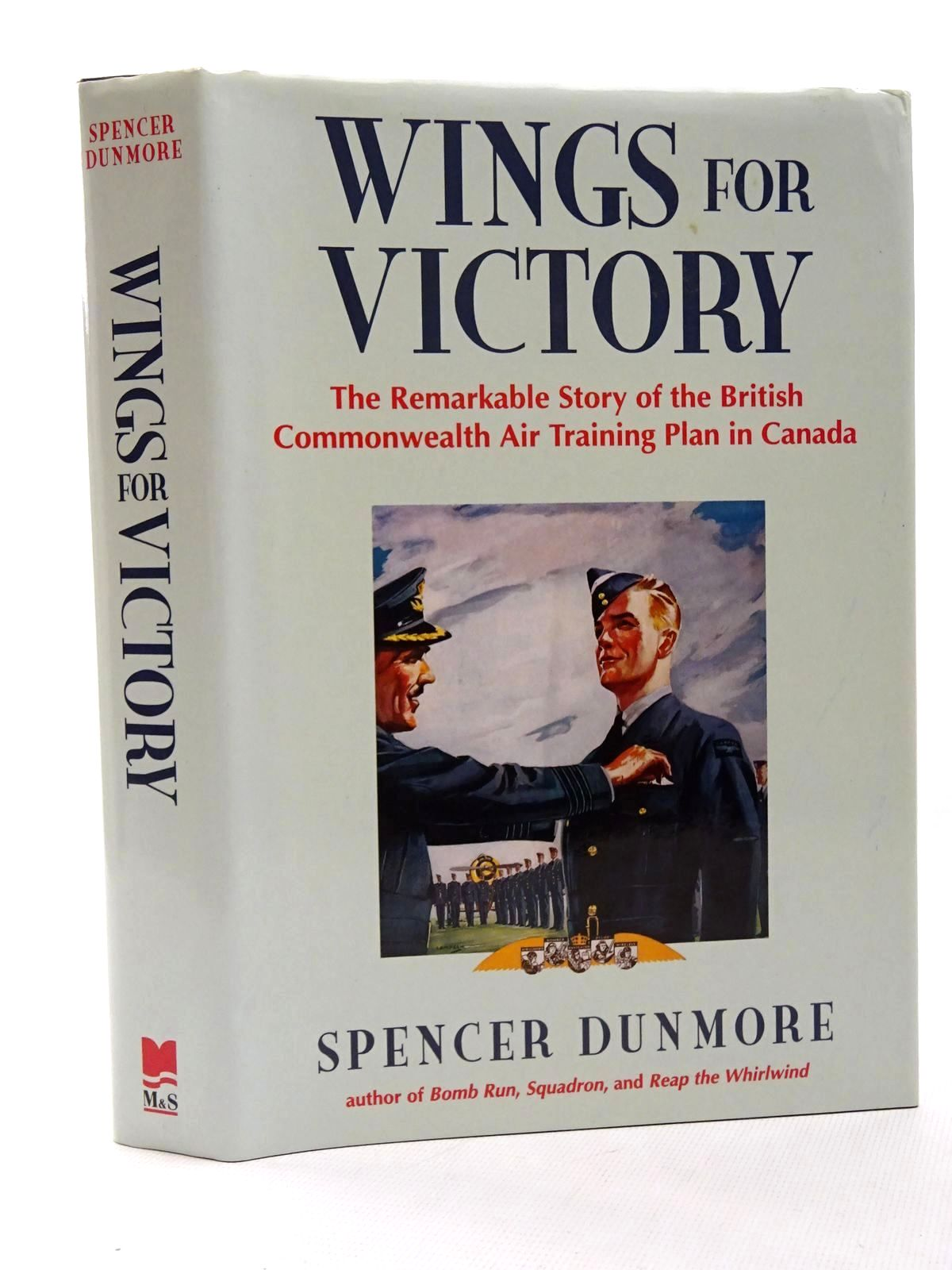 Photo of WINGS FOR VICTORY written by Dunmore, Spencer published by McClelland & Stewart (STOCK CODE: 1610192)  for sale by Stella & Rose's Books