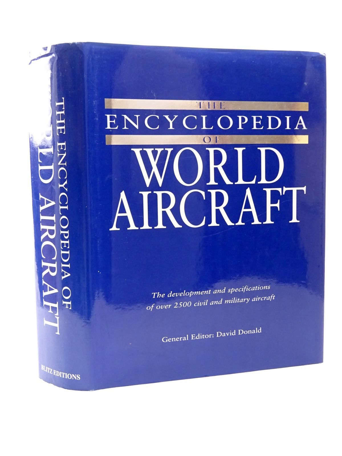 Photo of THE ENCYCLOPEDIA OF WORLD AIRCRAFT written by Donald, David published by Blitz Editions (STOCK CODE: 1610217)  for sale by Stella & Rose's Books