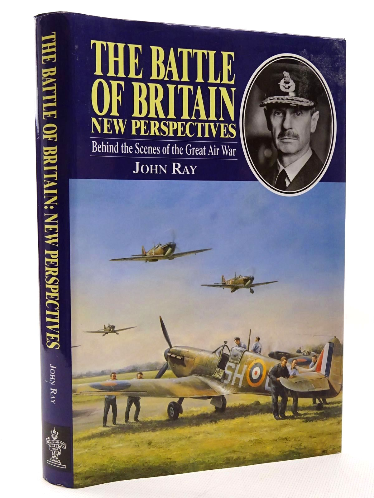Photo of THE BATTLE OF BRITAIN NEW PERSPECTIVES written by Ray, John published by Brockhampton Press (STOCK CODE: 1610224)  for sale by Stella & Rose's Books