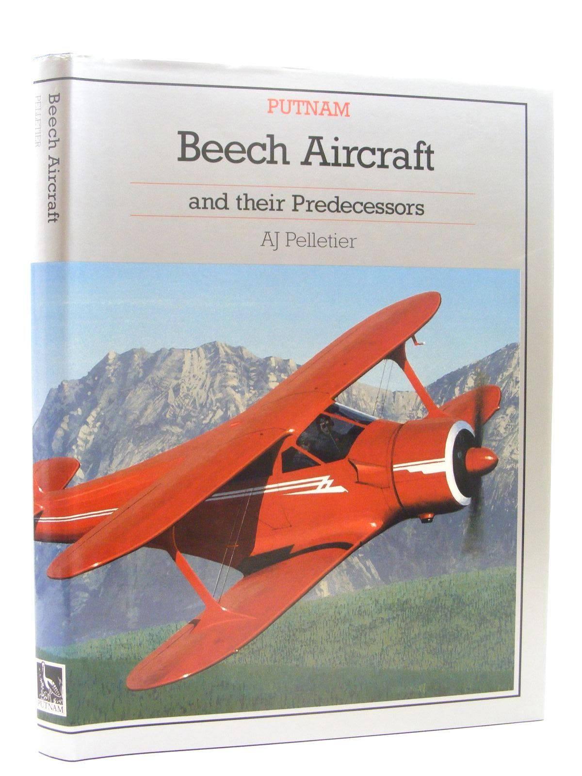 Photo of BEECH AIRCRAFT AND THEIR PREDECESSORS written by Pelletier, A.J. published by Putnam (STOCK CODE: 1610290)  for sale by Stella & Rose's Books