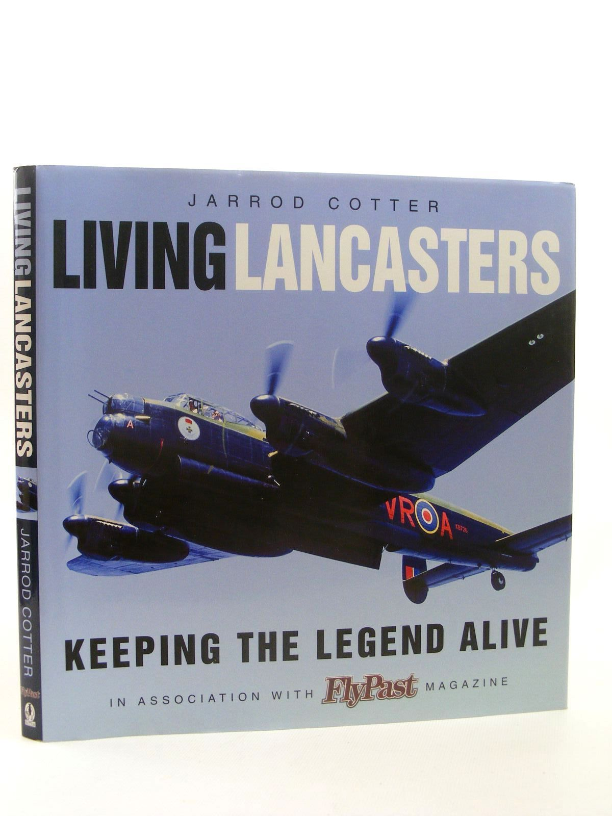 Photo of LIVING LANCASTERS KEEPING THE LEGEND ALIVE written by Cotter, Jarrod published by Sutton Publishing (STOCK CODE: 1610291)  for sale by Stella & Rose's Books