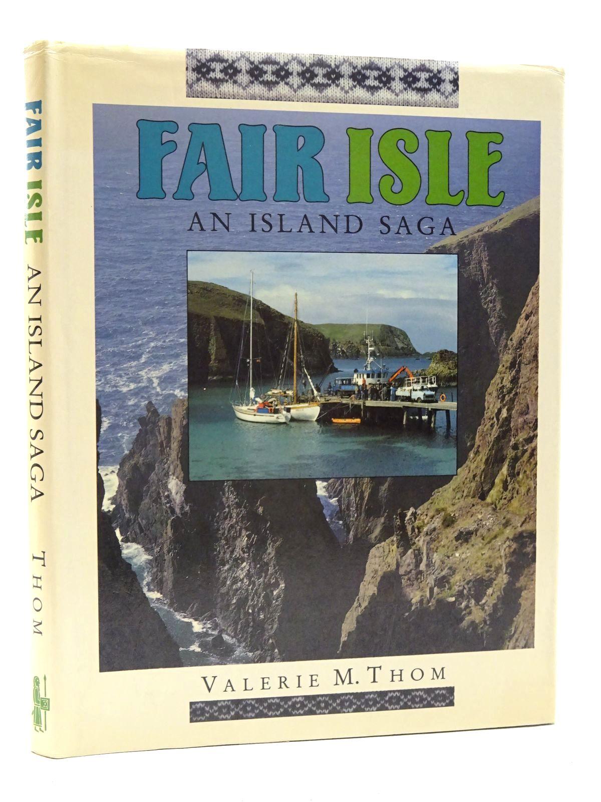 Photo of FAIR ISLE AN ISLAND SAGA- Stock Number: 1610376