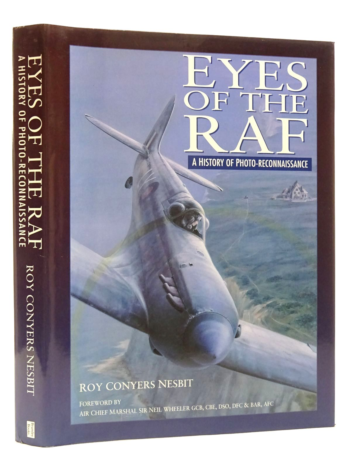 Photo of EYES OF THE RAF written by Nesbit, Roy Conyers Eggleston, Jack published by Bramley Books (STOCK CODE: 1610380)  for sale by Stella & Rose's Books