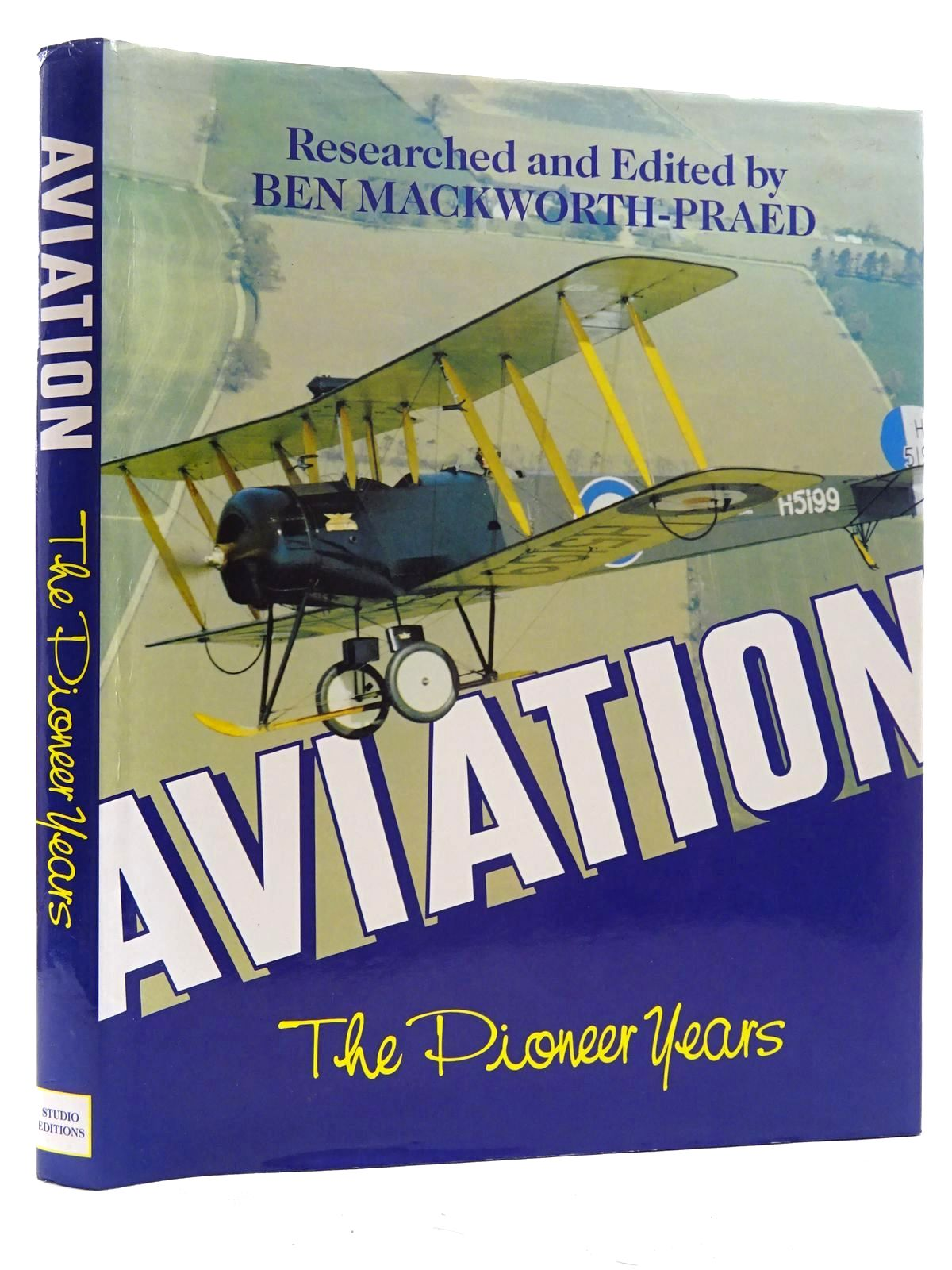Photo of AVIATION THE PIONEER YEARS- Stock Number: 1610485