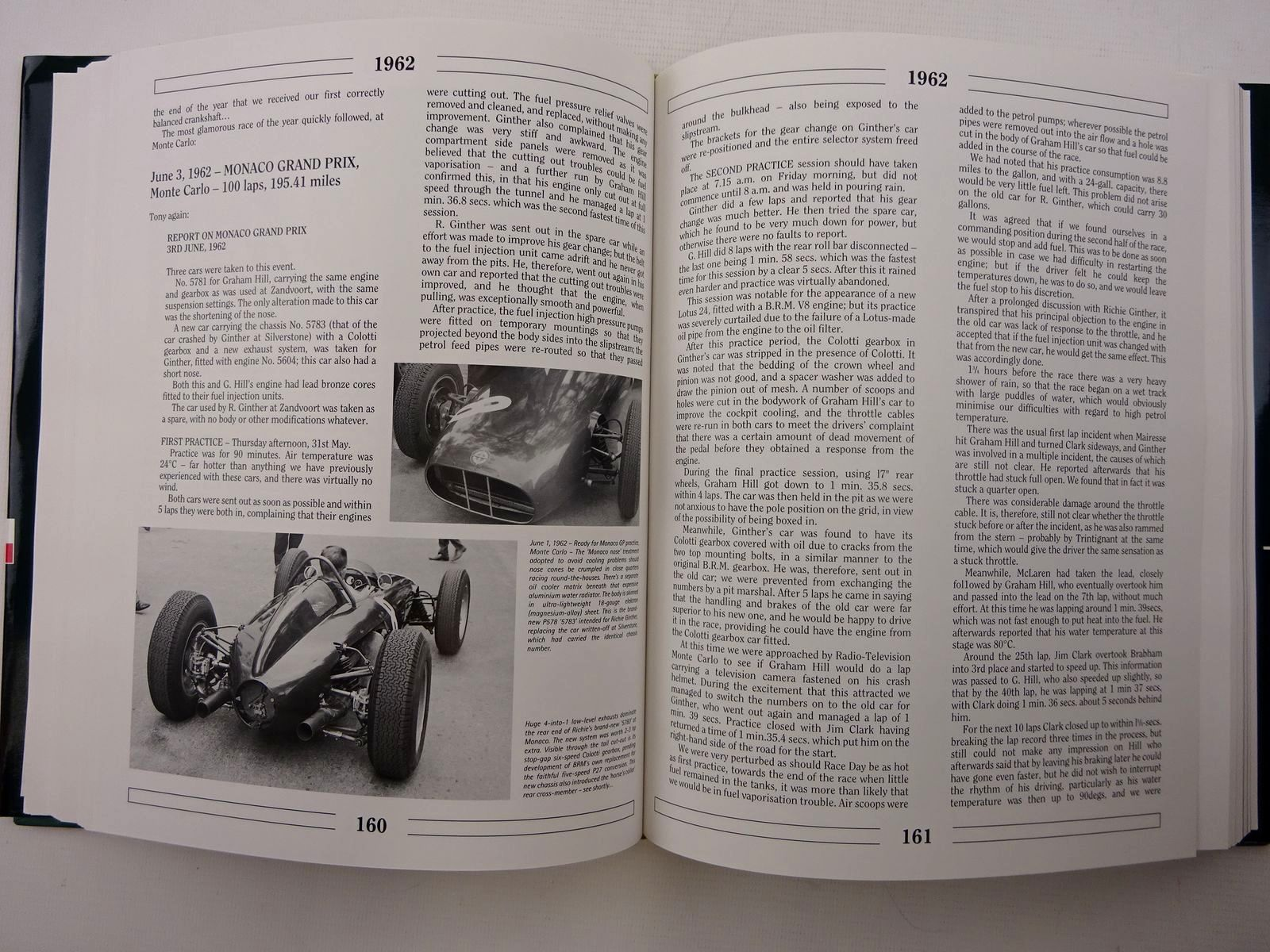 Photo of B.R.M. THE SAGA OF BRITISH RACING MOTORS VOLUME 2 written by Nye, Doug Rudd, Tony published by Motor Racing Publications Ltd. (STOCK CODE: 1610493)  for sale by Stella & Rose's Books