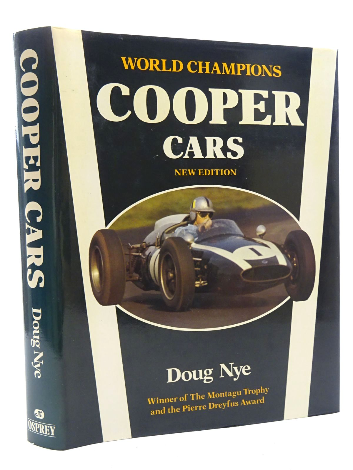 Photo of COOPER CARS written by Nye, Doug published by Osprey Publishing (STOCK CODE: 1610503)  for sale by Stella & Rose's Books