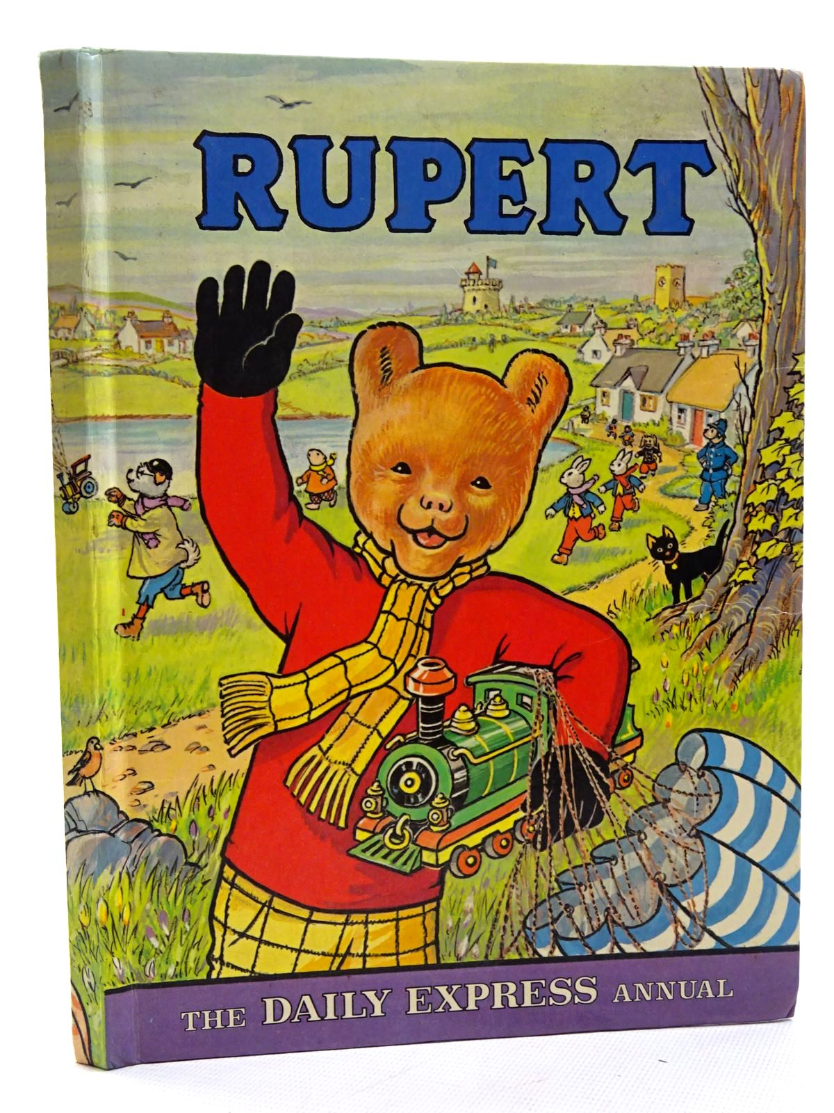 Photo of RUPERT ANNUAL 1976 illustrated by Cubie, Alex published by Daily Express (STOCK CODE: 1610508)  for sale by Stella & Rose's Books