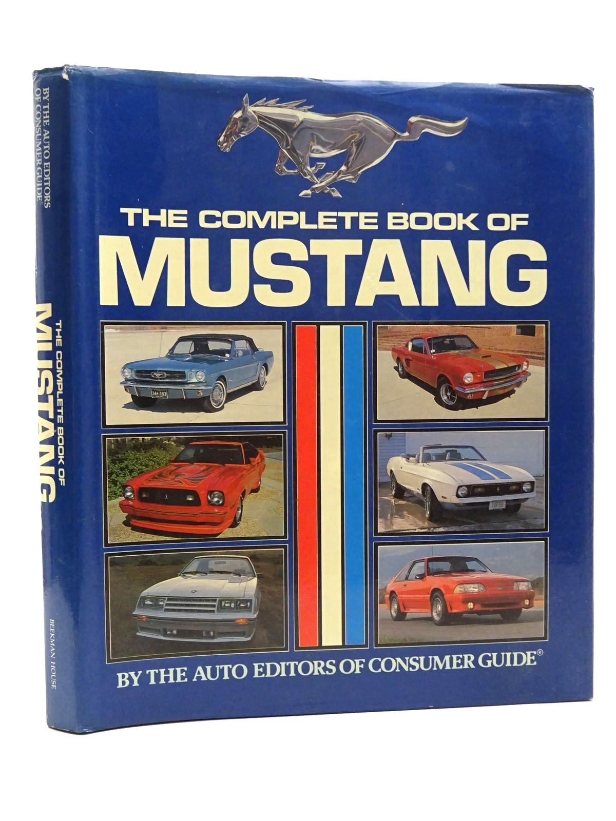 Photo of THE COMPLETE BOOK OF MUSTANG published by Beekman House (STOCK CODE: 1610520)  for sale by Stella & Rose's Books