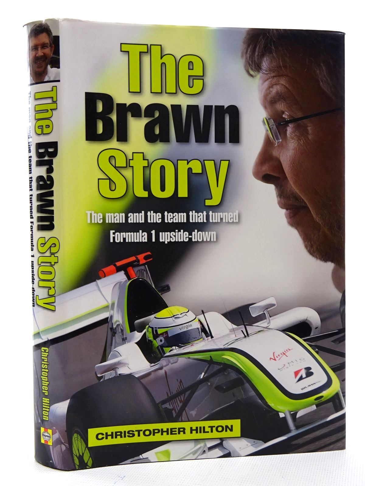 Photo of THE BRAWN STORY written by Hilton, Christopher published by Haynes Publishing (STOCK CODE: 1610539)  for sale by Stella & Rose's Books