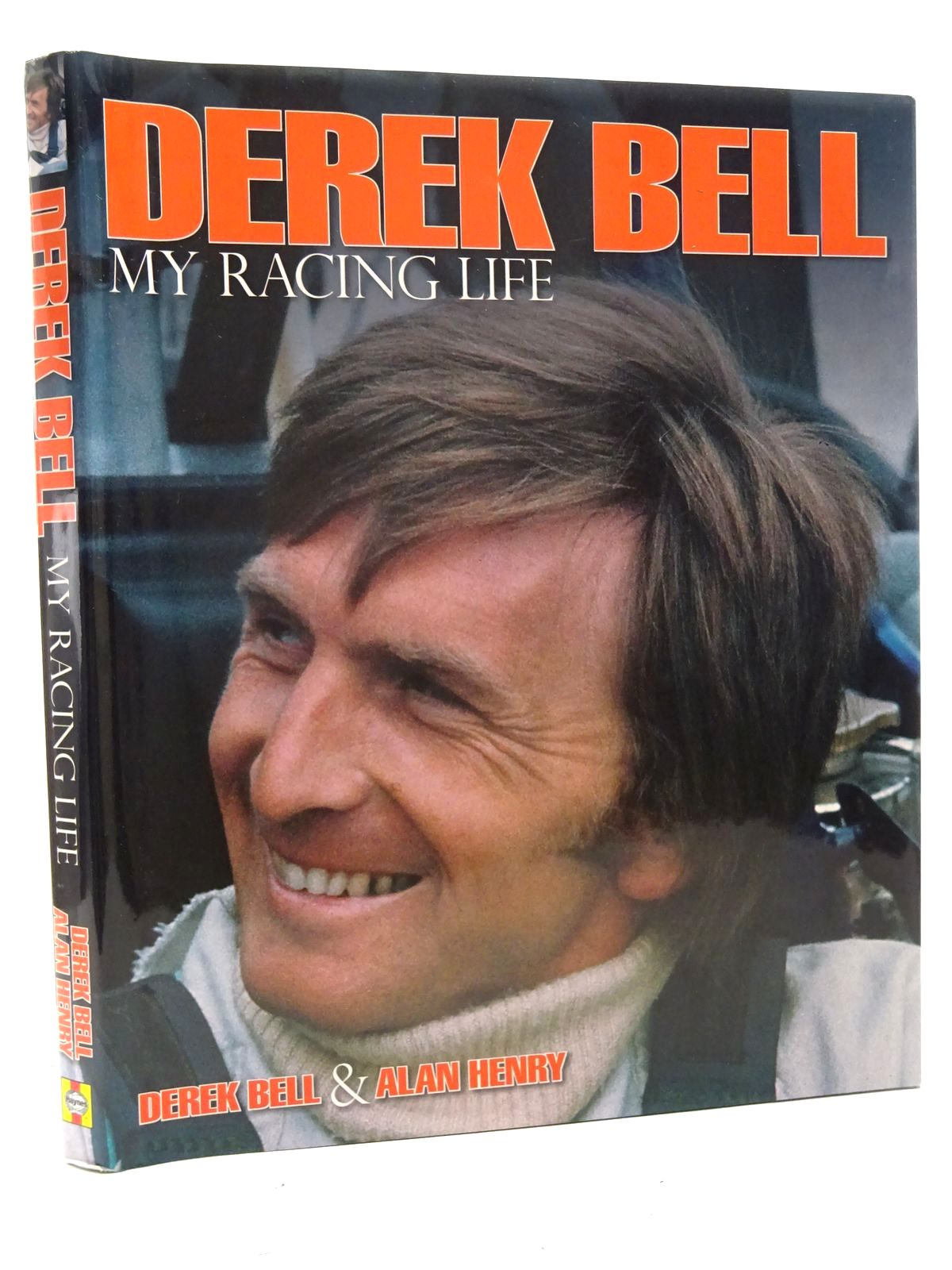 Photo of DEREK BELL MY RACING LIFE- Stock Number: 1610554