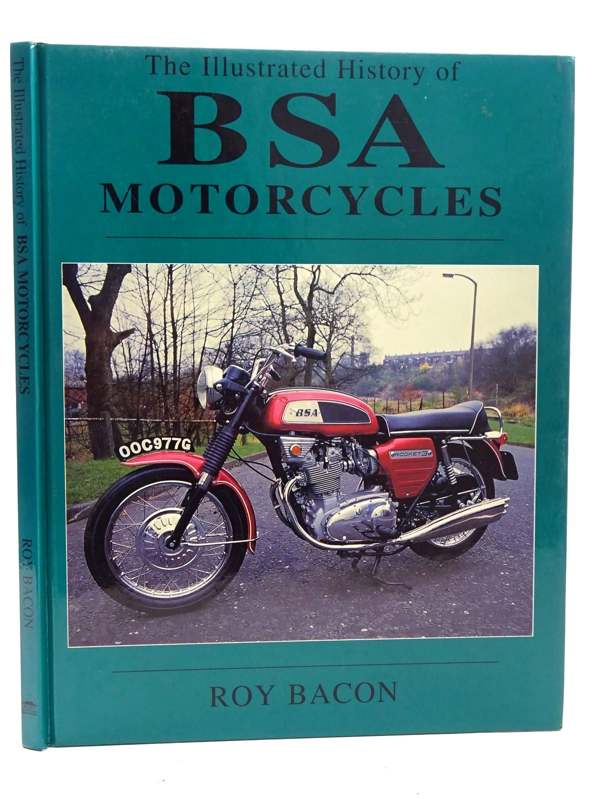 Photo of THE ILLUSTRATED MOTORCYCLE LEGENDS BSA written by Bacon, Roy published by Promotional Reprint Company Ltd. (STOCK CODE: 1610558)  for sale by Stella & Rose's Books